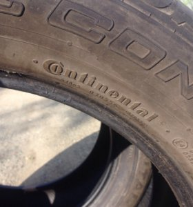 Continental 275/50 R20 2шт.