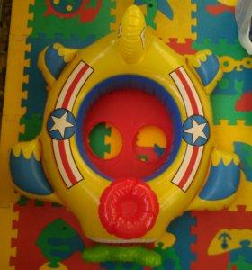 Надувной круг для малышей