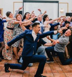 Ведущий тамада на свадьбу, корпоратив, юбилей!