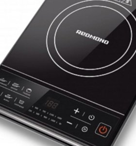Индукционная плита Redmond новая