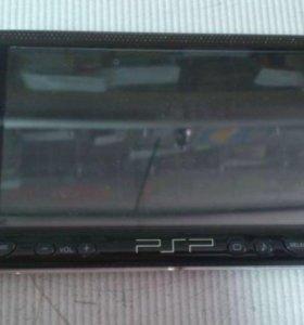 Sony psp 1001 ( Japan ) прошитая