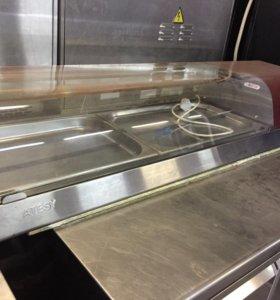 Холодильная витрина суши кейс