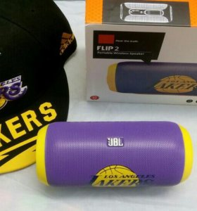 Bluetooth Колонка JBL flip2 Los Angeles Lakers