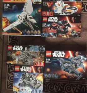 Конструктор LEGO и Magformers