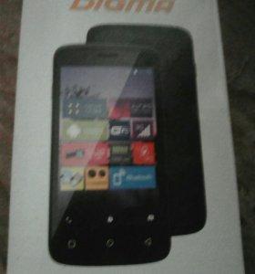 Digma смартфон LINX A420 3G