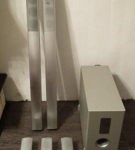 Сабвуфер с колонками 5.1 sven HA-450T