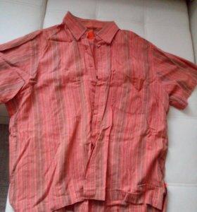 Фирминная рубашка