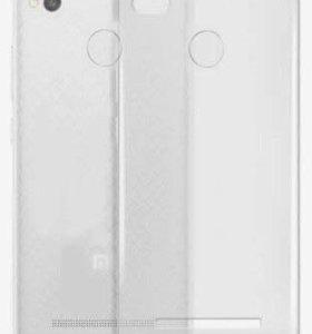 Силиконовые накладки для смартфонов Xiaomi