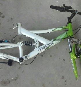 Велосипедная Рама (Б/У)