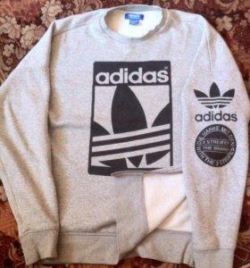 Свитшот и Олимпийка Adidas