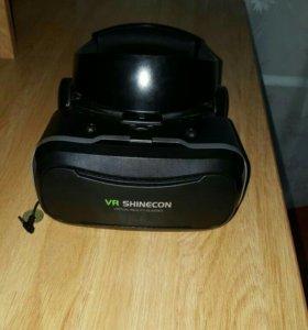 Очки виртуальной реальности,Очки VR ,Очки 360гр.