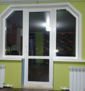 окна пвх балкон и лоджия под ключ и многое другое