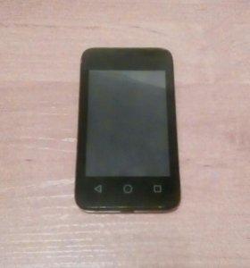 Телефон alcatel one tach pixi 3,5