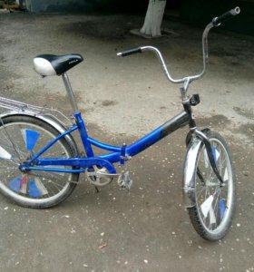 Велосипед стелс средний