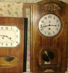 Старинные часы(за все!!!!)