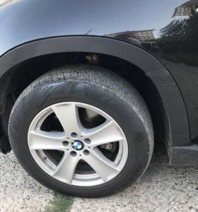 Диски на BMW X5 r18