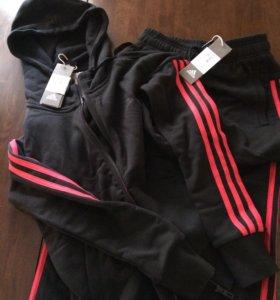 Женский Спортивный костюм Adidas (новый)