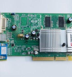 Видеокарта ATI Radeon 9600 128 Mb