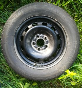 Колесо Michelin 195/65 R15