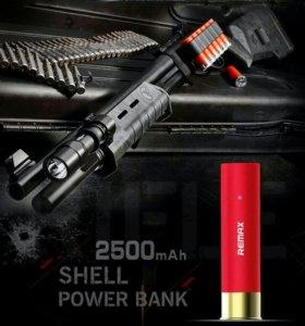 Зарядное устройство RPL-18 2500MAH Power Bank