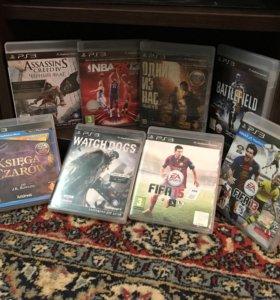 Игры на PS3, дешевле не найти