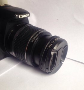 Объектив canon EF-S 18-55 IS II Kit