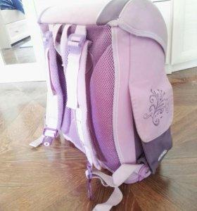 Школьный рюкзак с пеналом ф.Herlitz