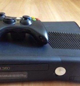 Xbox 360 slim 64 gb freeboot игры