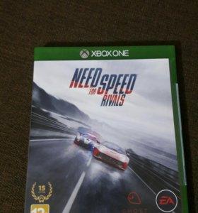 Продам Need For Speed Rivals Xbox One
