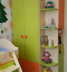Детская мебель Фруттис
