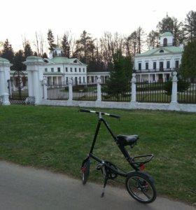Городской складной велосипед McFly Black
