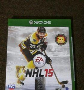 Продам NHL 15 Xbox One
