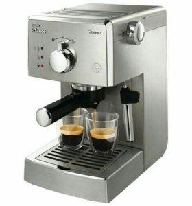 Рожковая кофеварка Philips