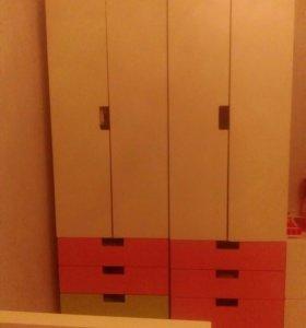Шкафы из икеи
