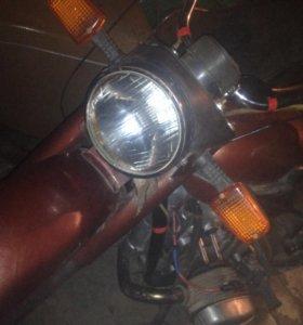 Мотоцикл урал продам или обменяю