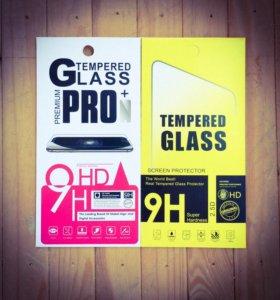 Защитное стекло iPhone 5s / 5C / SE