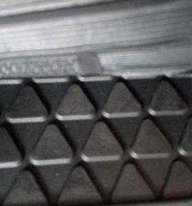 Коврики в салон VW Сирокко