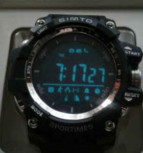 Часы новые электронные смарт GIMTO