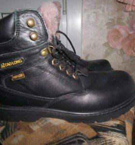 Мужские ботинки р-р 44.
