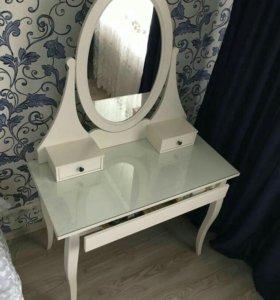 Туалетный столик ХЕМНЭС (IKEA )