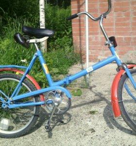 Продам крутой велосипед, цены снижены.