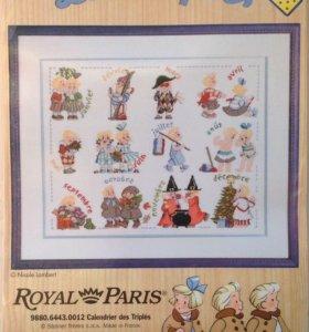 Набор для вышивания Royal Paris (Роял Париж)