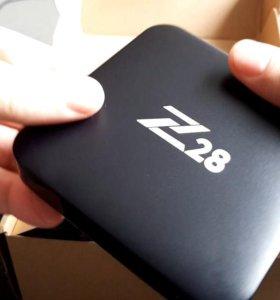 Смарт-приставка Z28 на Android 7.1.2
