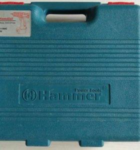 Шуруповерт Hammer ACD144C