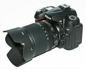 Nikon D90 + объектив 18-105 VR DX, сумка, штатив