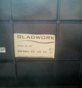 GLADWORK sd 296 переплетная машина