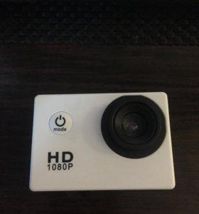 Action camera HD 1080p