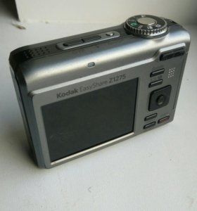Фотоаппарат Kodak EasyShare Z1275 + 4Gb флешка