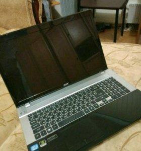 Ноутбук Aser Aspire V3 771G (достаточно мощный)