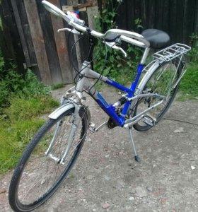 Продаю велосипед hercules bionik